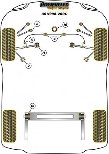A6 (1998 - 2001)