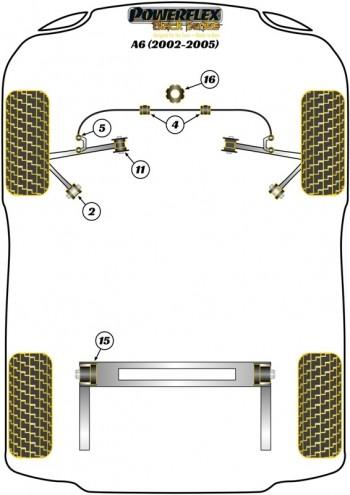 A6 (2002 - 2005)