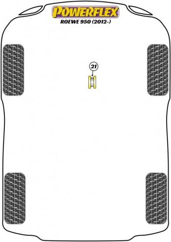 Roewe 950 (2012 - ON)