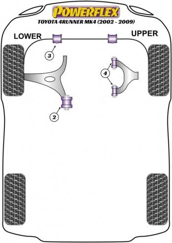 4Runner MK4 (2002 - 2009)