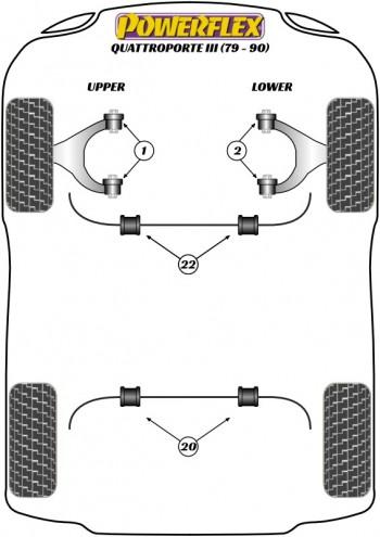 Quattroporte III (1979 - 1990)